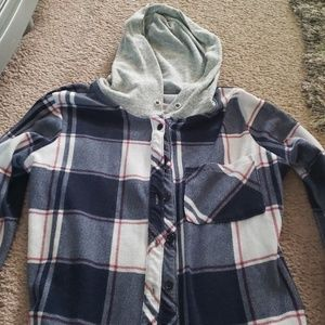 Lite flannel shirt